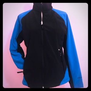 FREE COUNTRY Color Block Zip-Front Jacket